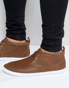 Image 1 ofASOS Chukka Boots