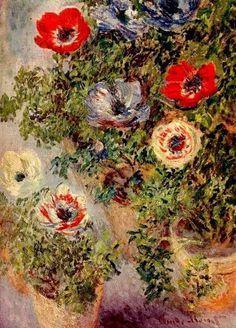 Haystacks at Giverny - Claude Monet Monet Paintings, Paintings I Love, Beautiful Paintings, Flower Paintings, Claude Monet, Artist Monet, Paul Cézanne, Pierre Auguste Renoir, Camille Pissarro