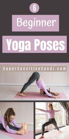 yoga poses for beginners / yoga Yoga Meditation, Yoga Flow, Best Yoga For Beginners, Workout For Beginners, Beginner Yoga, What Is Yoga, How To Do Yoga, Vinyasa Yoga, Yoga Inspiration