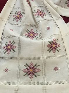 Embroidered Cloth