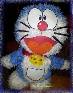 Las cositas de Susy: Fiesta de Cumpleaños de Doraemon