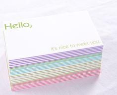 Imprimerie ICB - Nouveauté : Un papier multi-épaisseurs moderne et coloré Nice To Meet, Printing, Carte De Visite, Lush, Cards, Modern, Paper