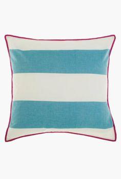 Seasalt Cornish Stripe Euro Pillow