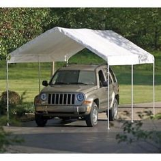 Portable Car Garage Shelters from Costco? read this first ...