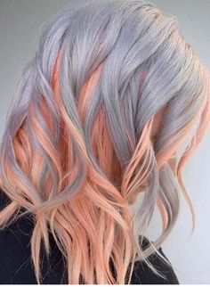 32 Best Combinations of Hair Colors for Long Hair 2018