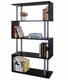Display Cabinet, HST Mall Wooden Bookcase Book Shelf Stor... https://www.amazon.co.uk/dp/B01JS365UI/ref=cm_sw_r_pi_dp_x_jOl8yb2H318XN