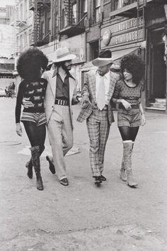 Harlem street style