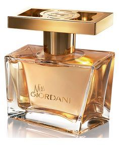 Miss Giordani Oriflame perfume - a new fragrance for women 2014