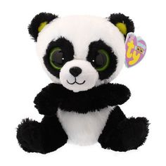 Ty Beanie Boos - Bamboo - Panda I have this one ;) and it's really cute