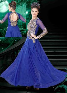 http://www.sareebuzz.com/salwar-kameez/phenomenal-blue-anarkali-designer-salwar-suit-9188  Phenomenal Blue Anarkali Designer Salwar Suit  Item Code: : 9188  Occasion : Party Festival  Color : Blue  Fabric : Net  Work : Embroidered  For Inquiry Or Any Query Related To Product, Contact :- +91 9974 111 22
