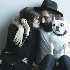 Estilo do casal nórdico Caroline Nehring e Anthony Bogdan Our Love, Relationship Goals, My Life, Abs, Feelings, Couples, Instagram Posts, People, Relax