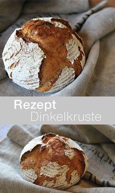 Dieses Brotrezept wird Sie begeistern! Außen eine knackige Kruste und innen luftig locker. Durch den Vorteig und das Brühstück hält es besonders lange frisch!