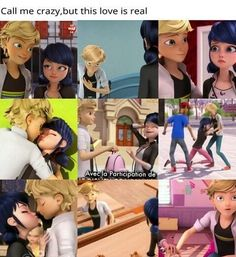 You know I think he actually likes Marinette but he just doesn't accept it because he already has his heart set on ladybug. but they are the SAME PERSON! Comics Ladybug, Ladybug Y Cat Noir, Meraculous Ladybug, Bugaboo, Lady Bug, Marinette Ladybug, Mlb, Adrien Y Marinette, Miraculous Ladybug Fan Art