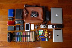What's In Your Bag ?