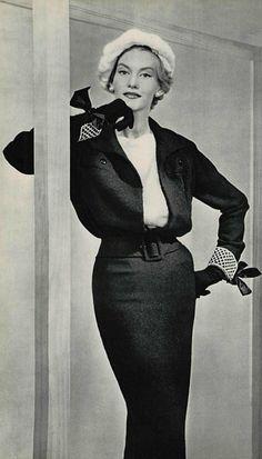 1954 Jacques Faith