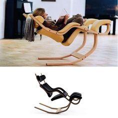 Modern sallana sandalye