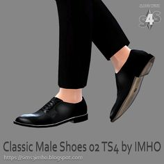 Classic male shoes at imho sims 4 Sims 4 Mods, Sims 3, Sims 4 Mm Cc, Sims 4 Game, Sims 4 Male Clothes, Sims 4 Cc Kids Clothing, Male Clothing, Men Clothes, Pelo Sims
