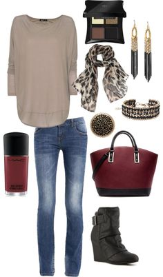 My perfect Fall outfit Dressy Outfits, Fall Outfits, Cute Outfits, Girl Fashion, Fashion Outfits, Womens Fashion, Perfect Fall Outfit, Little Fashionista, Girls Be Like