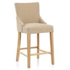 Magna Oak & Beige Fabric Bar Stool Atlantic Shopping http://www.amazon.co.uk/dp/B00IAUJIFK/ref=cm_sw_r_pi_dp_LFgswb0FXSWN8
