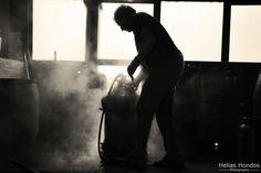 In the Tsipouro Distillery