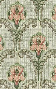 1890-1910 Late Victorian Early Arts and Crafts - Historic Wallpapers - Victorian Arts - Victorial Crafts - Aesthetic Movement