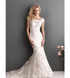 Allure Bridal Spring 2013 - Style 2610 Being Discontinued 12/1/2016 Order Soon - Bridal Dresses