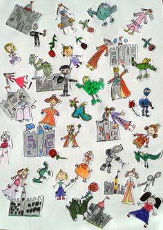 Tapa album Sant Jordi. Cicle Inicial. Mercè Rodoreda Badalona Ideas, Art, Initials, Art Background, Kunst, Performing Arts, Thoughts, Art Education Resources, Artworks
