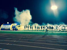 Sunnyvale Raiders  Varsity Football