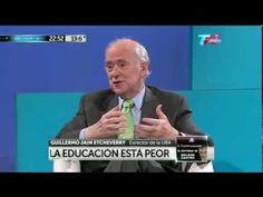 Jaim Etcheverry sobre el informe PISA y la educación en la Argentina - YouTube