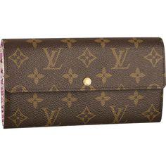 Louis Vuitton Handbags #Louis #Vuitton #Handbags - Sarah Wallet Leopard - $160.99