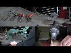Tools for Cutting Sheet Metal - YouTube
