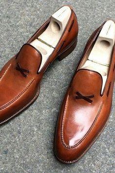 New Handmade men Tan...