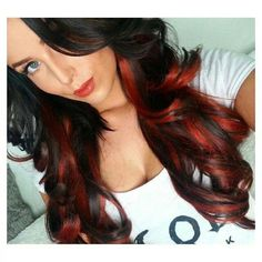 Kinda wanna go red!