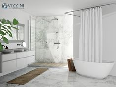 Shower Curtain Extra Long - Boho Shower Curtain - x x - Boho Chic, Yellow Shower Curtain with White Freestanding Bath With Shower, Yellow Shower Curtains, Stand Alone Tub, Grey And White, Gray, Modern Bathroom Design, Hand Towels, Small Bathroom, Small Spaces