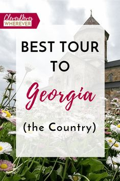 Best tour to georgia in the caucasus #travel #caucasus #traveler #besttourtogeorgia #culture #culturaltour