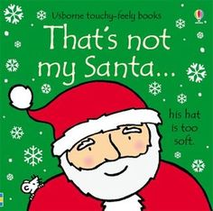 at usborne childrens books there are plenty of santas out there but which one is the real santa find out in this fabulous festive book by fiona watt