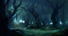 Dead Forest.