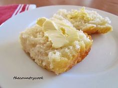 Butter Dip Biscuits...Yummy. So easy...