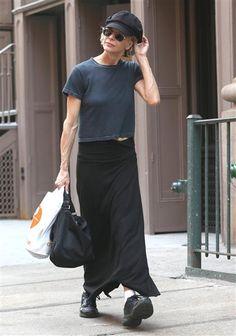 Meg Ryan runs some errands in New York City on June 17, 2014.