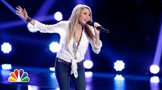 """REMEMBER HER...WOW!!! E.G. Daily: """"Breathe"""" - The Voice Highlight...WOW!!!"""