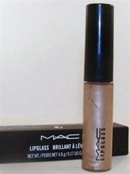 Mac lipglass naked frost