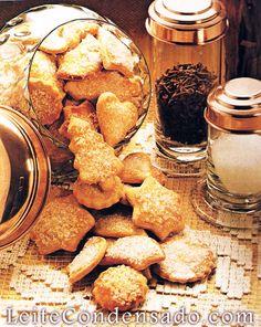 Biscoito de Especiarias   Leite Condensado