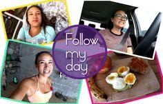 Follow my day - Mein Alltag - Meine Ernährung - Mein Training - Meine Mo...