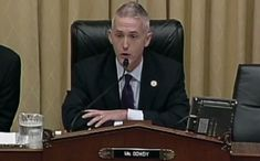 Trey Gowdy's Brilliant Questioning Makes Absolute Fool of Law Professor in IRS Hearing  ~  Sheer Brilliance!