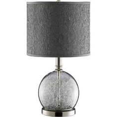chrome table lamp - Google Search