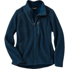 Our Two Harbors Fleece Jacket is made from top-notch Polartec 200s weight fleece to keep you cozy warm in foul weather.