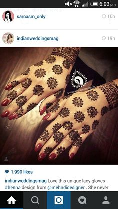 Hina, hina or of any other mehandi designs you want to for your or any other all designs you can see on this page. modern, and mehndi designs Unique Mehndi Designs, Mehndi Designs For Fingers, Beautiful Henna Designs, Bridal Mehndi Designs, Beautiful Mehndi, Unique Henna, Henna Tatoos, Henna Tattoo Designs, Henna Mehndi