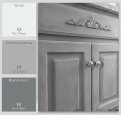 vanity refresh with Classico from Pure & Original. Restoration Hardware  PaintRestoration Hardware Bathroom ...