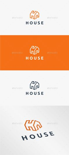 House   Logo Template