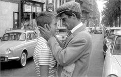Jean Seberg, Jean Paul Belmondo, Breathless,